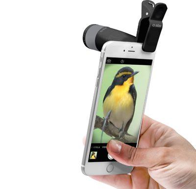 Lente super zoom 8x per tutti gli smartphone di SBS mobile