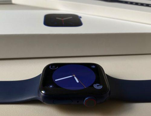 Aggiornate a watchOS 7.3.1 per risolvere problemi con Apple Watch Series 5 e Apple Watch SE