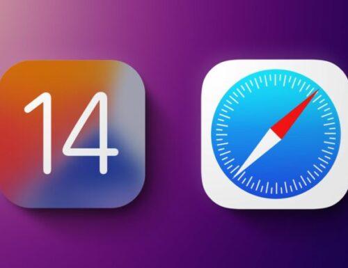 Con iOS 14.5 Apple non vuole condividere nessun dato di navigazione da browser con Google