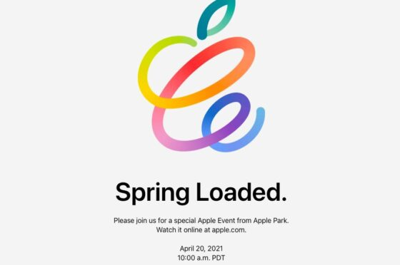 Apple annuncia l'evento del 20 aprile: in arrivo i nuovi iPad Pro e poi?
