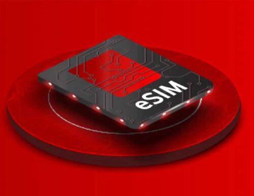eSIM Vodafone: ufficiale l'arrivo sul mercato italiano, come si acquista e come funziona